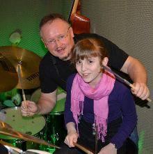 Schlagzeug lernen Münster