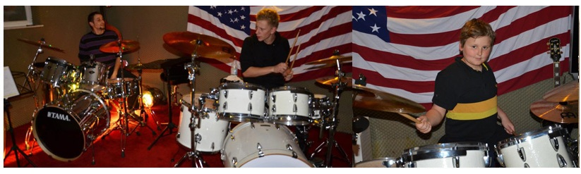 Schlagzeugunterricht in Münster - Schlagzeug-Unterricht in Münster - Schlagzeug lernen Münster